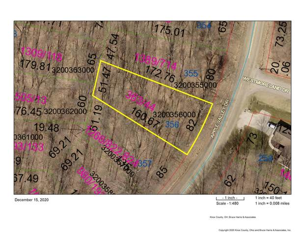 0 Grand Valley Drive Lot 389 Grand V, Howard, OH 43028 (MLS #221005652) :: The Holden Agency