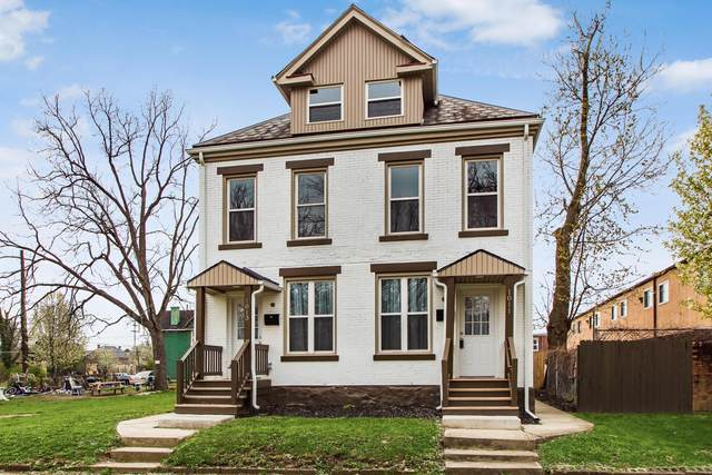 1011 E Rich Street, Columbus, OH 43205 (MLS #221005654) :: MORE Ohio