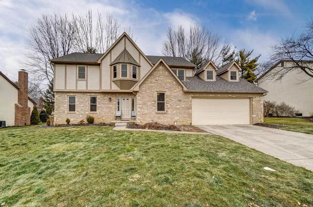 994 Harbor View Drive, Westerville, OH 43081 (MLS #221005665) :: Signature Real Estate