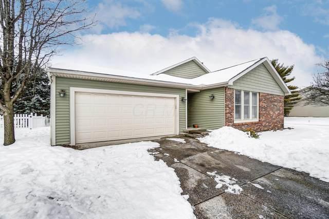 3770 Ravens Glen Drive, Columbus, OH 43221 (MLS #221005668) :: Signature Real Estate