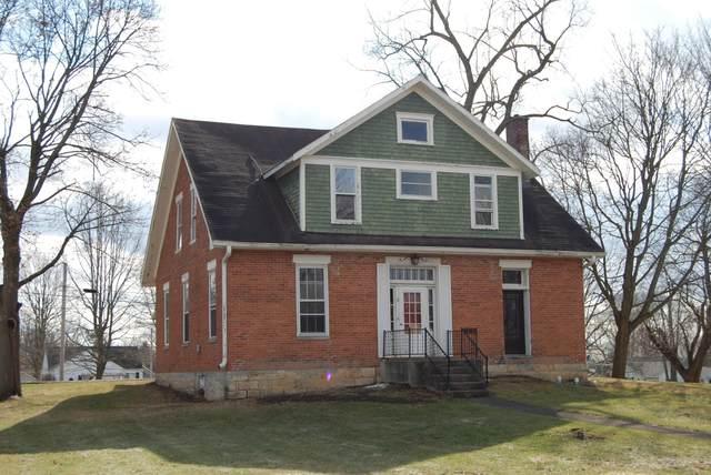 432 E Patterson Avenue, Bellefontaine, OH 43311 (MLS #221005673) :: Angel Oak Group