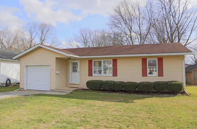 110 Adamson Street, Mount Vernon, OH 43050 (MLS #221005689) :: The Holden Agency