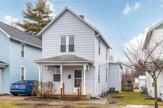 614 N Maple Street, Lancaster, OH 43130 (MLS #221005706) :: Ackermann Team