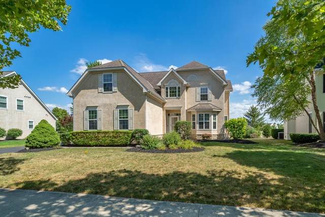6601 Dalmore Lane, Dublin, OH 43016 (MLS #221005795) :: Berkshire Hathaway HomeServices Crager Tobin Real Estate