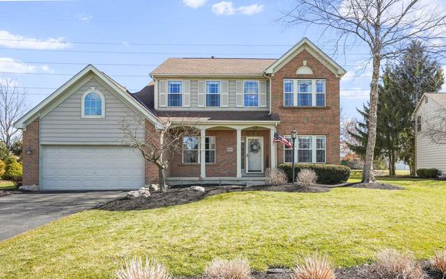 9515 Wayne Brown Drive, Powell, OH 43065 (MLS #221005818) :: Ackermann Team