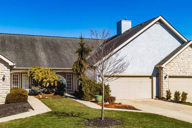 935 Village Drive, Delaware, OH 43015 (MLS #221005830) :: Sam Miller Team