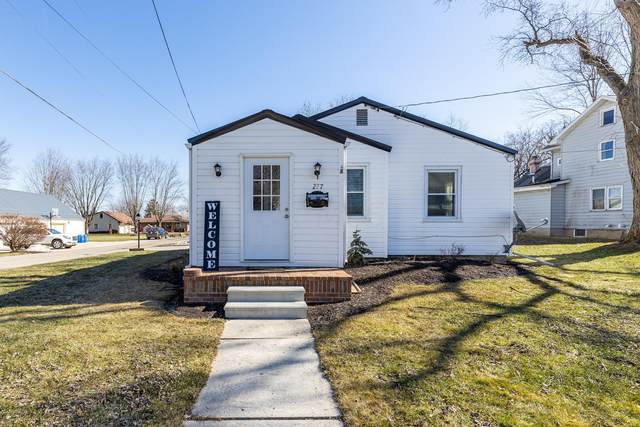 277 S Franklin Street, Richwood, OH 43344 (MLS #221005839) :: Exp Realty