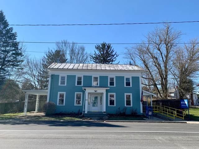 44 E Sandusky Street, Chesterville, OH 43317 (MLS #221005861) :: The Holden Agency