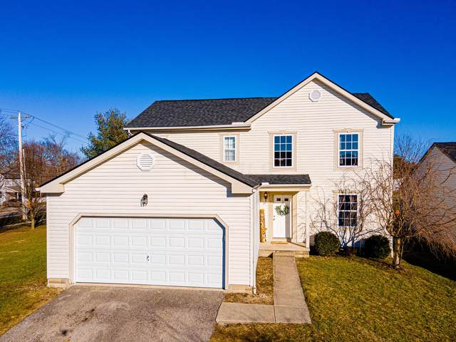 1 Danielson Circle, South Bloomfield, OH 43103 (MLS #221005862) :: RE/MAX ONE