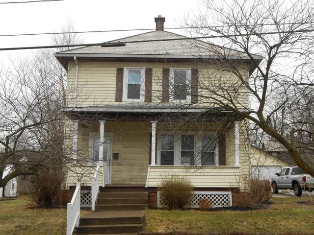 111 E Pleasant Street, Mount Vernon, OH 43050 (MLS #221005903) :: The Holden Agency
