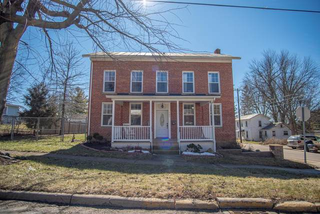 125 W Marion St Street, Mount Gilead, OH 43338 (MLS #221005911) :: The Holden Agency