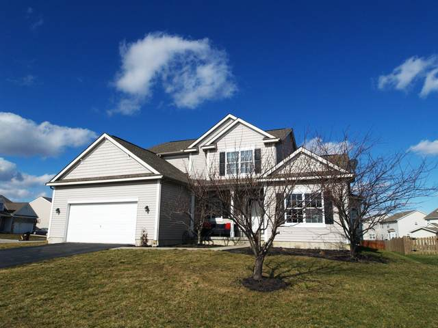 188 Chestnut Estates Drive, Commercial Point, OH 43116 (MLS #221005914) :: Greg & Desiree Goodrich | Brokered by Exp