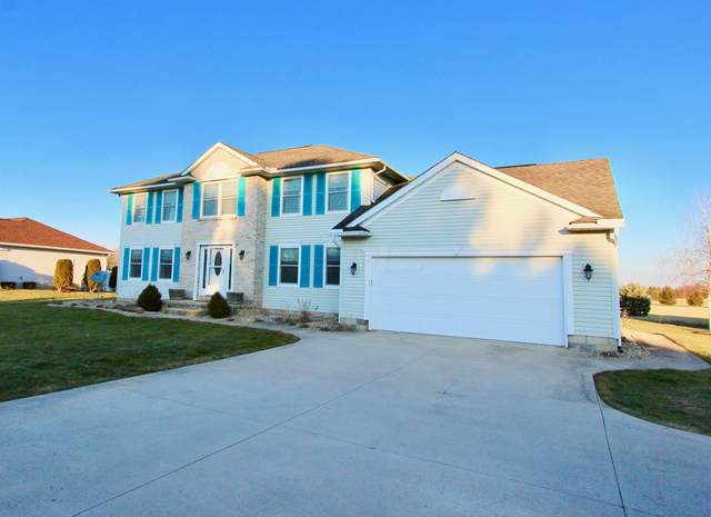 3356 Gooding Road, Marion, OH 43302 (MLS #221005956) :: The Holden Agency