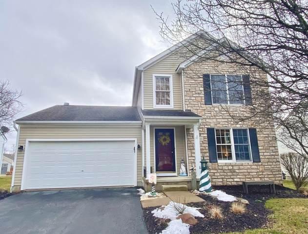 633 Village Mill Drive, Sunbury, OH 43074 (MLS #221005962) :: Bella Realty Group