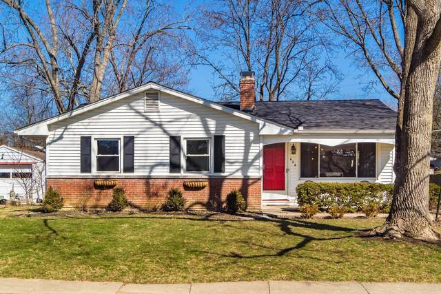 406 Franklin Court, Worthington, OH 43085 (MLS #221005978) :: Bella Realty Group