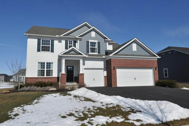 7308 White Cap Drive, Powell, OH 43065 (MLS #221005987) :: The Holden Agency