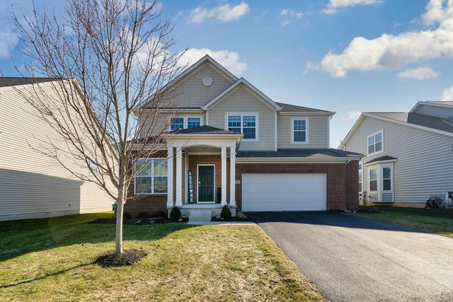 881 Broadview Chase Drive, Delaware, OH 43015 (MLS #221005998) :: Shannon Grimm & Partners Team