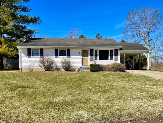 22 Leeds Road, Chillicothe, OH 45601 (MLS #221006000) :: RE/MAX ONE