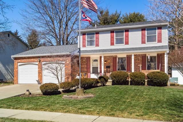 166 Bellefield Avenue, Westerville, OH 43081 (MLS #221006013) :: Angel Oak Group