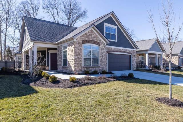 3795 Woodbury Landing, Powell, OH 43065 (MLS #221006020) :: The Holden Agency