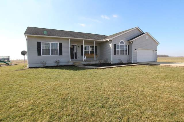 14355 Davis Road, Mount Sterling, OH 43143 (MLS #221006023) :: Shannon Grimm & Partners Team