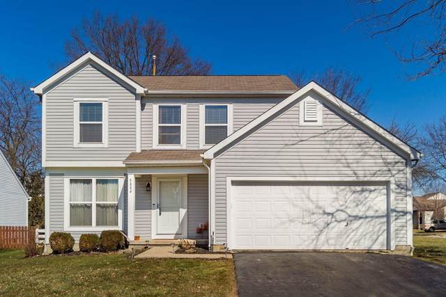 5884 Luccis Court, Columbus, OH 43228 (MLS #221006026) :: Angel Oak Group