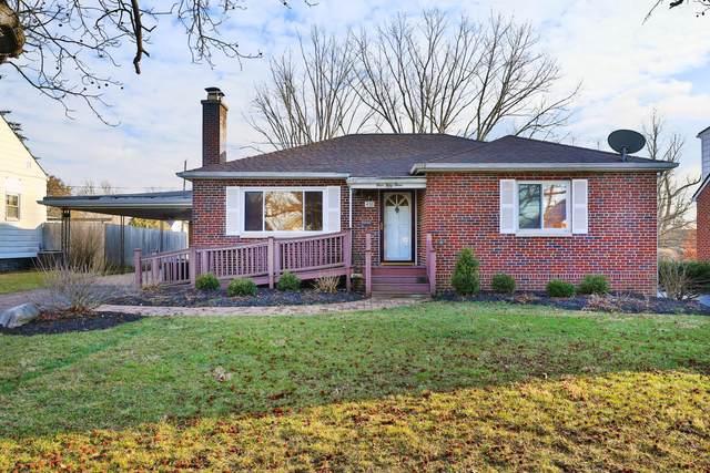 453 Wetmore Road, Columbus, OH 43214 (MLS #221006028) :: MORE Ohio