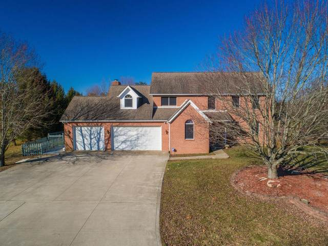 1247 W Slate Ridge Drive, Canal Winchester, OH 43110 (MLS #221006041) :: Greg & Desiree Goodrich | Brokered by Exp