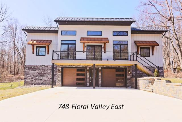748 Floral Valley E, Howard, OH 43028 (MLS #221006062) :: The Holden Agency