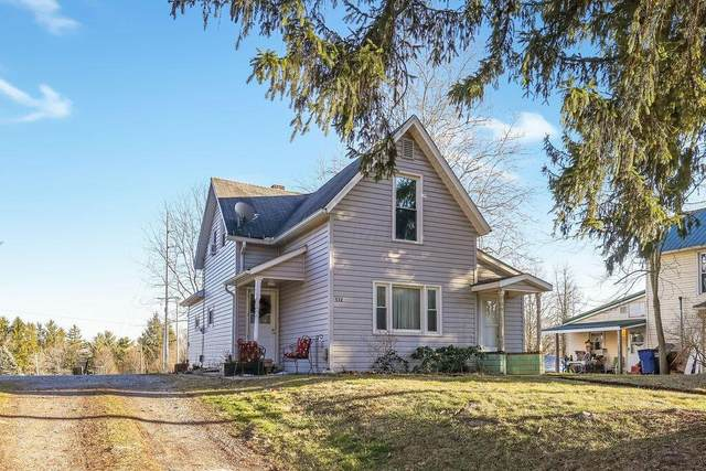 532 Wooster Road, Mount Vernon, OH 43050 (MLS #221006110) :: The Holden Agency