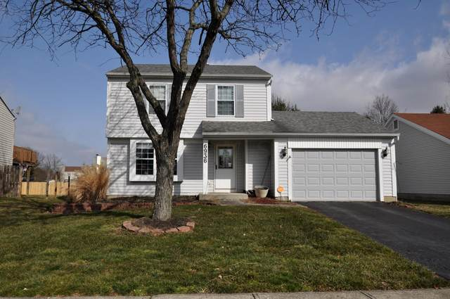 6936 Groveton Way, Reynoldsburg, OH 43068 (MLS #221006118) :: 3 Degrees Realty