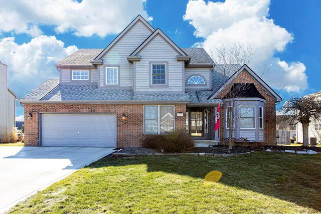 4105 Parkshore Drive, Lewis Center, OH 43035 (MLS #221006137) :: The Holden Agency