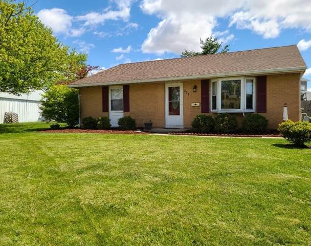 211 Connolly Street, Marysville, OH 43040 (MLS #221006152) :: Exp Realty