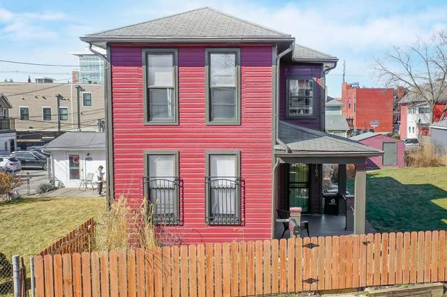 1163 Say Avenue, Columbus, OH 43201 (MLS #221006160) :: Greg & Desiree Goodrich | Brokered by Exp