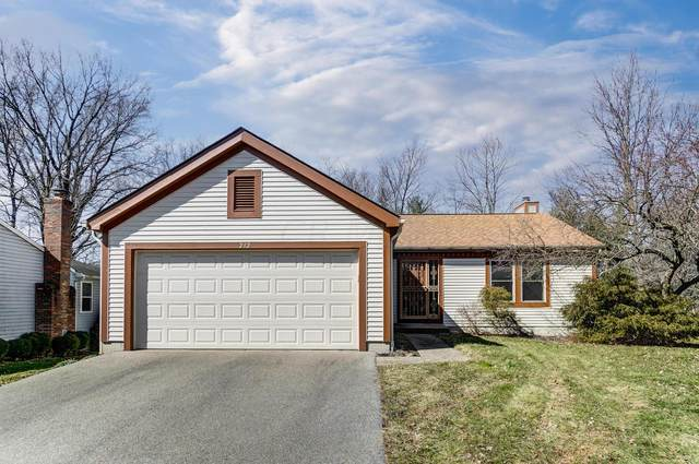 232 Gateside Court, Columbus, OH 43230 (MLS #221006171) :: RE/MAX ONE