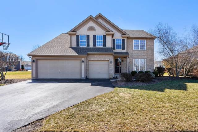7624 High Wind Drive, Powell, OH 43065 (MLS #221006187) :: The Holden Agency