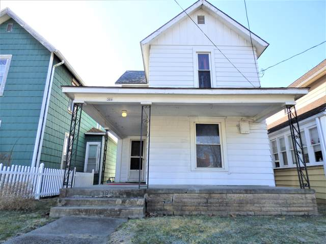 369 W Church Street, Marion, OH 43302 (MLS #221006233) :: The Holden Agency