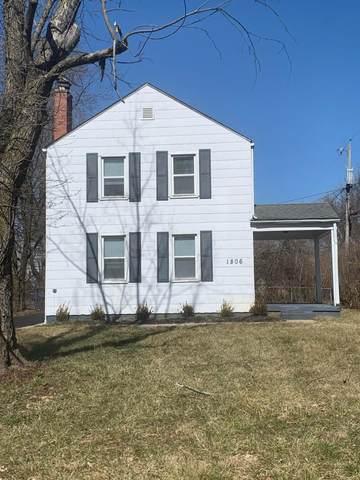 1806 Harold Place, Columbus, OH 43211 (MLS #221006234) :: Angel Oak Group
