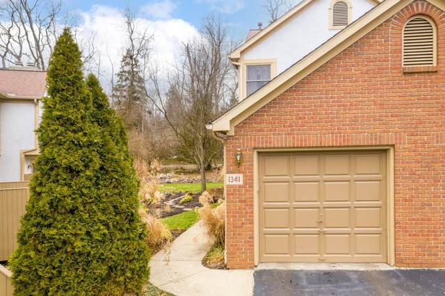 1341 Spring Brook Court 9-1341, Westerville, OH 43081 (MLS #221006243) :: Ackermann Team