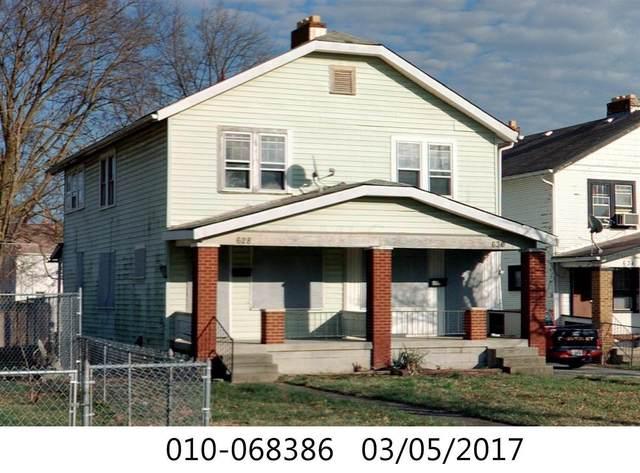 628 Racine Avenue, Columbus, OH 43204 (MLS #221006260) :: CARLETON REALTY