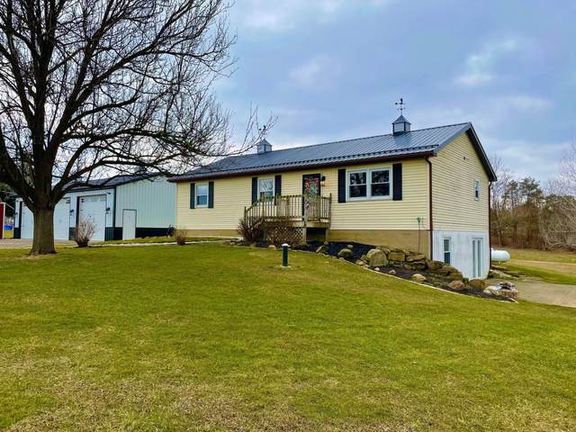 9741 Lafayette Road, Johnstown, OH 43031 (MLS #221006263) :: The Holden Agency