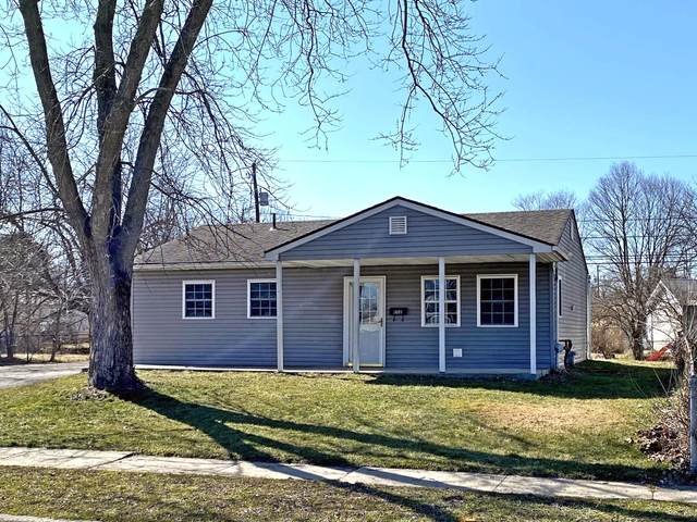 3609 Clearwater Drive, Columbus, OH 43232 (MLS #221006279) :: CARLETON REALTY