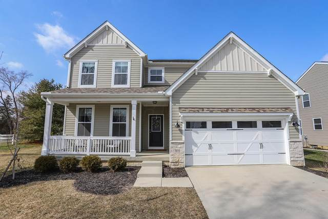 7033 Cannon Drive, Canal Winchester, OH 43110 (MLS #221006282) :: Ackermann Team