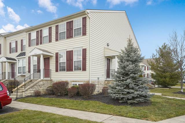 5855 Andrew John Drive, New Albany, OH 43054 (MLS #221006294) :: Angel Oak Group