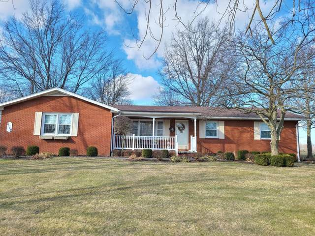 6144 Tracht Drive, Galion, OH 44833 (MLS #221006334) :: The Holden Agency