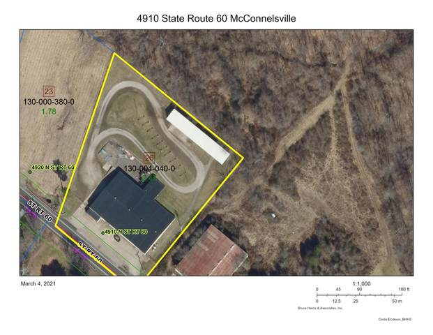 4910 N State Route 60 NW, McConnelsville, OH 43756 (MLS #221006403) :: RE/MAX ONE