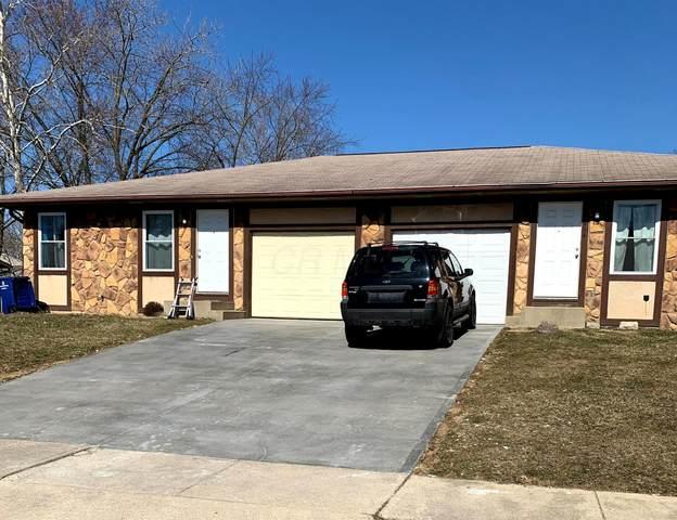 6412-6414 Birchview Drive S, Reynoldsburg, OH 43068 (MLS #221006405) :: The Holden Agency