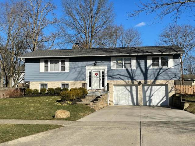 280 Apache Street, Westerville, OH 43081 (MLS #221006414) :: The Holden Agency
