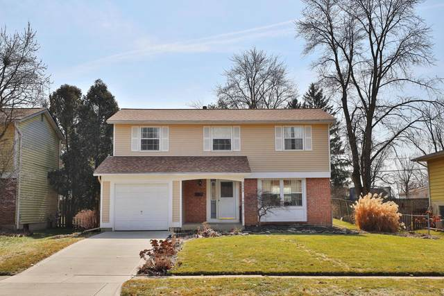 3349 Hunt Club Road N, Westerville, OH 43081 (MLS #221006488) :: RE/MAX ONE