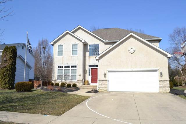 335 Lantern Lane, Plain City, OH 43064 (MLS #221006509) :: RE/MAX ONE